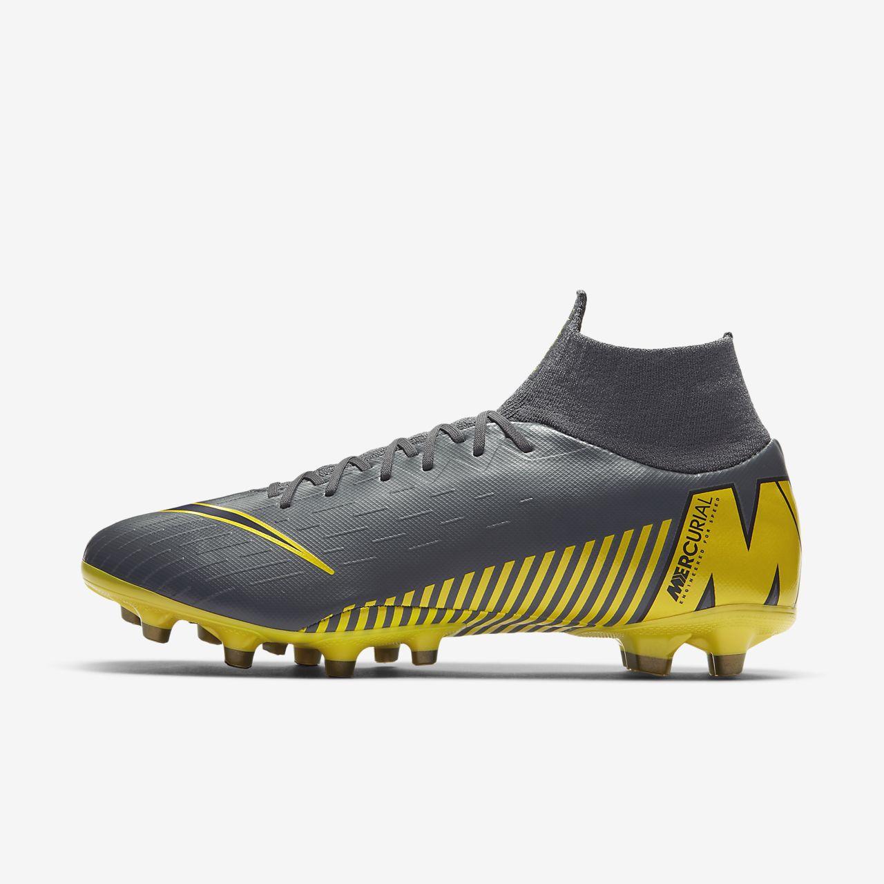 chaussure de foot pour terrain synthétique
