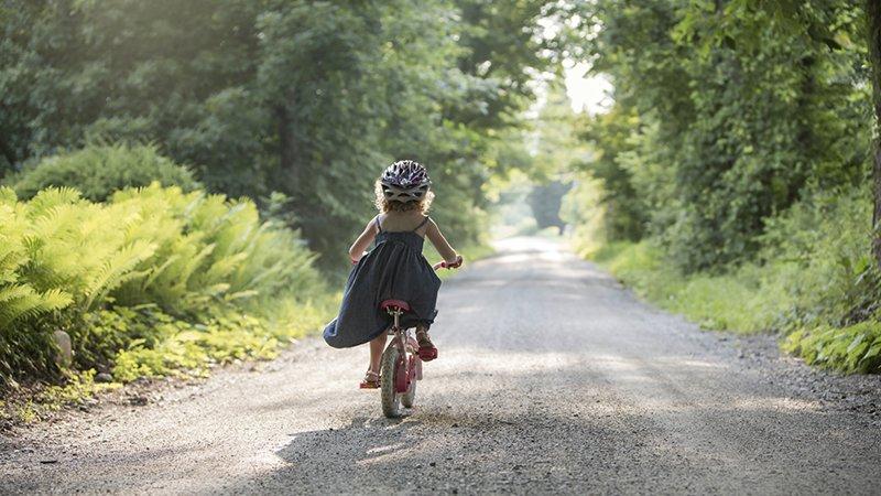 comment apprendre a un enfant a faire du velo