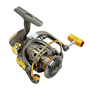 les moulinets de pêche