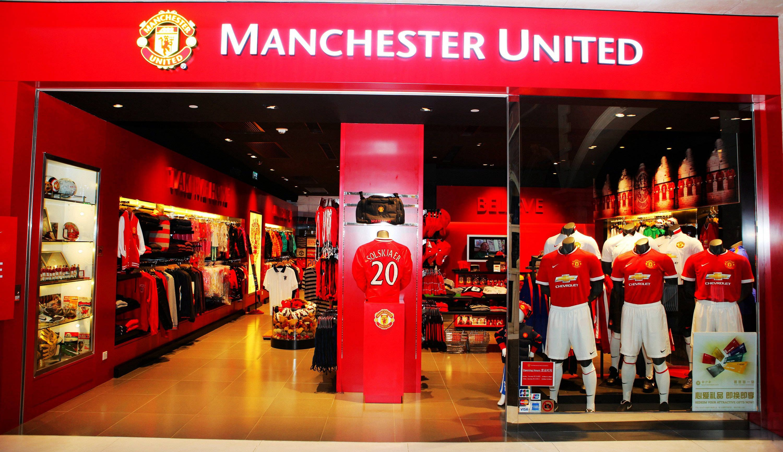 boutique manchester united
