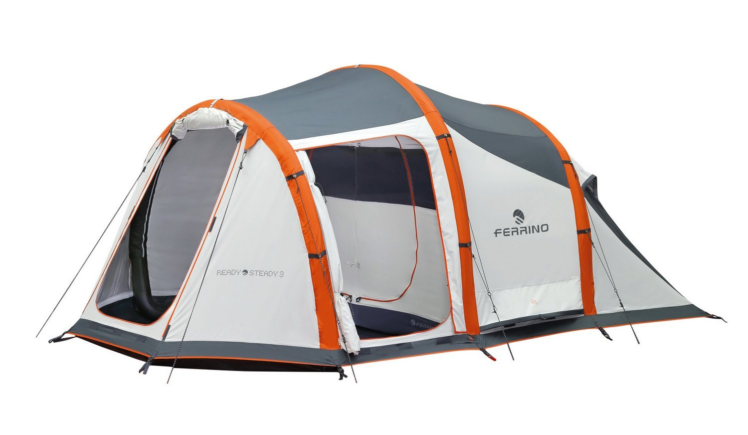 tente gonflable camping
