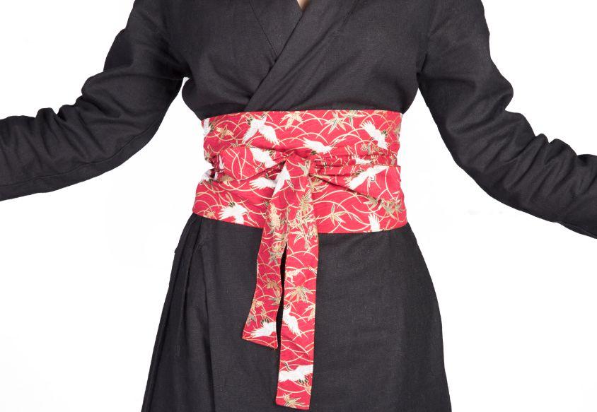 ceinture de kimono